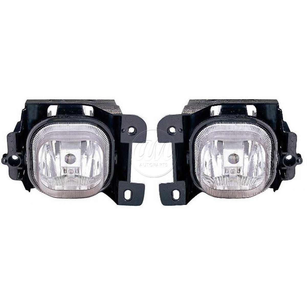 04 05 Ford Ranger Pickup Truck Fog Driving Lights Lamps Pair Set Kit LH RH New